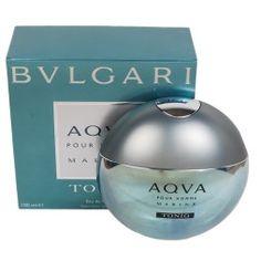 AQUA TONIQ 3,4 Bvlgari Aqva, Perfume Bottles, Handmade Items, Personal Care, Cosmetics, Beauty, Italy, Fresh, Men