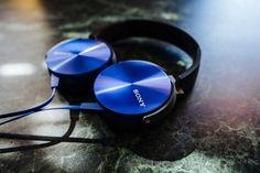 Electric Blue (MDR-XB450AP)