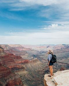Had an UNREAL day exploring the Grand Canyon & Bryce Canyon National Park …