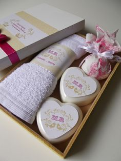 Packaging soap
