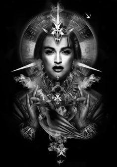 FANTASMAGORIK® MADONE II by Obery Nicolas
