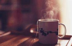 gif pretty cute hot coffee cinemagraph tea breakfast cinnamon morning steam cinemagram
