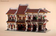 Fans de Modular, bienvenue à Chinatown !