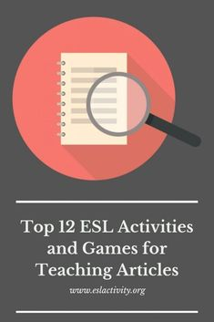 Check out the top ESL games and activities for teaching articles. Have some more fun teaching English grammar with some engaging, student-centred and fun ideas for articles. Efl Teaching, Free Teaching Resources, Teach English To Kids, Learn English, Esl Articles, Teaching English Grammar, Grammar Activities, Reading Lessons, Teaching Materials