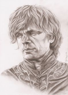 Tyrion Lannister by SweetCandyRain.deviantart.com