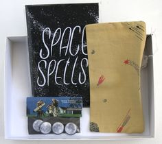 Space 2 Holiday Box by Little Paper Planes on Little Paper Planes $25