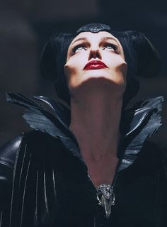 Angelina Jolie as Maleficent Maleficent (2014)