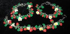 Ahh!! Strawberry jewelry? Must own it!