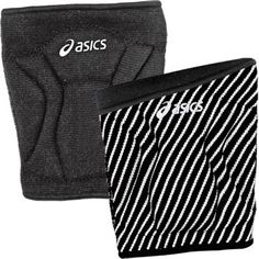 "ASICS Reversible Volleyball Kneepads - Volleyball.Com  Nice....  Wish we could replace our ""turtle shell"" school kneepads with something like this."
