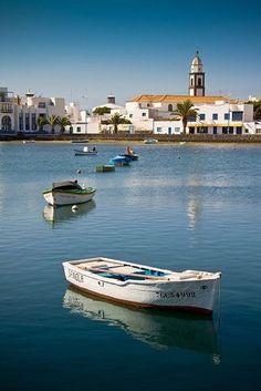 Lugares especiais do meu mundo I  Lanzarote