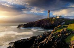 Donegal,Ireland- lighthouse | Places