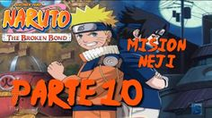 Naruto: The Broken Bond - Walkthrough Part 10, Gameplay Xbox 360 Audio J...