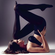 Sara Sampaio for Calzedonia Basic Collection 2012 Photoshoot Yoga Inspiration, Fitness Inspiration, Michelle Lewin, Shooting Pose, Fitness Del Yoga, Fitness Gear, Female Fitness, Workout Fitness, Fitness Diet
