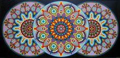 mandala oil painting - Recherche Google