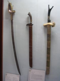 Ethnographic Arms & Armour - Aceh warriors