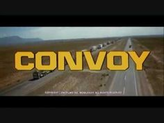 C.W. McCall - Convoy (I had no idea this song was a movie. This vid kinda makes me want to watch the movie now. lol)