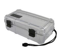 The OtterBox 3250 Series is a cleverly-made drybox designed to withstand submersion up to 100 feet! Waterproof, crush proof and airtight, these cases provide protection for your GPS, passport, cell phone, glasses, sunglasses, jewelry and so much more!
