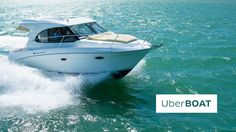 Uber's latest service takes you across continents in a speed boat - ENGADGET #Uber, #SpeedBoat, #Tech