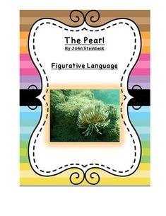 The Pearl - Figuragtive Language