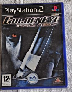 GOLDENEYE ROGUE AGENT  Sony Playstation 2 Video Game PS2