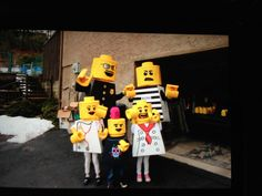 lego family halloween costumes