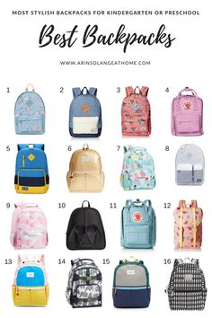 5823fe4dee if you  re looking for the perfect kindergarten backpack or toddler backpack
