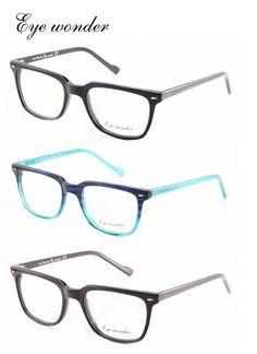 16d7cd0b47 Barato Ojo maravilla hombres al por mayor óptico hecho a mano Gafas marcos  vintage Gafas occhiali
