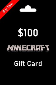 Buy Gift Cards Online, Minecraft Gifts, Stuff To Buy