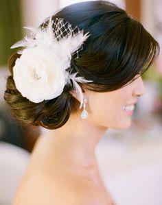 WeddingChannel Galleries: Bridal Hair Accessory