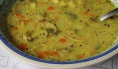 Domogród: zupy
