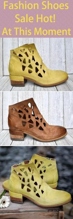 2021 Big Sale! Free Shipping On Order US$80+ Start from the feet,create your highlights! Yellow Shoes, Shoe Sale, Fashion Shoes, Kitten Heels, Sandals, Boots, Sneakers, Highlights, Free Shipping