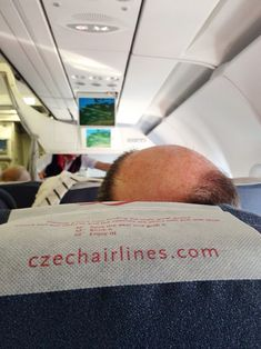 Czechairlines or Czech Hair Lines?