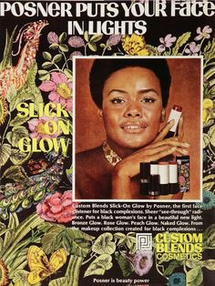 The Stylish Life: Black History Feature: Vintage Ads