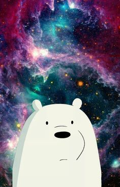 we bare bears ice bear  escandalosos polar  wallpapear❤❤
