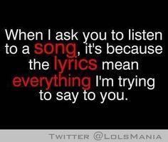 So Listen Carefully