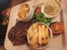 Dinner...London