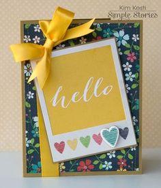 Handmade and Homespun Cards (via Bloglovin.com )
