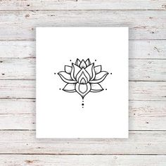 This bohemian lotus temporary tattoo is the perfect accessory this summer! It's cute and stylish at the same time! A temporary tattoo for any occasion! ................................................................................................................WHAT YOU GET:This listing is for a high quality temporar