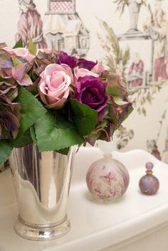 Beautiful Silk Roses