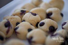 Pancake-Bites Nutella, Pancake Bites, Doughnut, Pancakes, Paleo, Gluten, Cookies, Desserts, Fresh Fruit