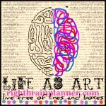 One of the best blogs about art journaling <3