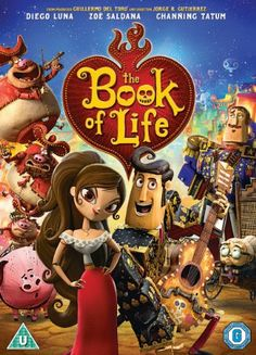 DVD ► The Book of Life