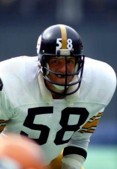 PHOTOS: Steelers HOF linebacker Jack Lambert