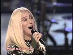 """▶ CHER """"BELIEVE"""" Live Performance in Concert The Best Show Divas Music 80s 90s TRIBUTE 2013 - YouTube"""
