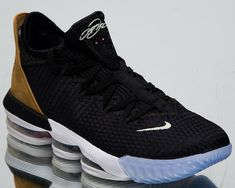 c946a3825a4 The Nike LeBron 16 Low Black And Tan Releases This Week