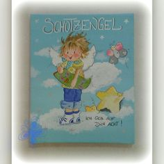 Schutzengelbild Junge Cover, Books, Art, Guardian Angel Pictures, Don't Give Up, Guys, Art Background, Libros, Book