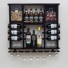 """Awesome """"bar cart decor inspiration"""" detail is available on our internet site. Check it out and you wont be sorry you did. Wine Glass Rack, Wood Wine Racks, Wine Rack Wall, Bacardi, Scotch, Bar Shelves, Wine Shelves, Bar Cart Styling, Bar Cart Decor"""