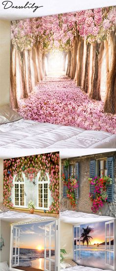 Extra off code: Cheap Wall Tapestries, Diy Headboards, Shooting Photo, Wallpaper Decor, Cool Walls, Tapestry Wall Hanging, Home Decor Items, Girls Bedroom, Diy For Kids
