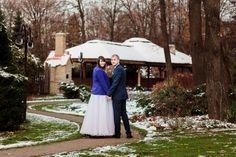 Piękna sesja ślubna Brzesko w parku