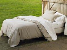 Linen Breeze Duvet Cover